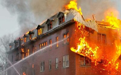 What Causes A Domestic Fire And How Can You Prevent It From Ever Happening?